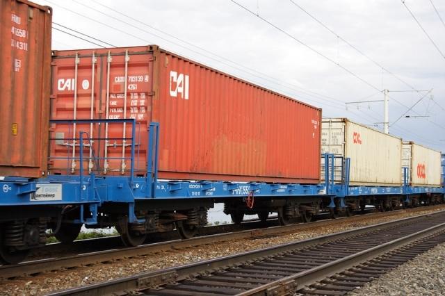 контейнер-на-платформе